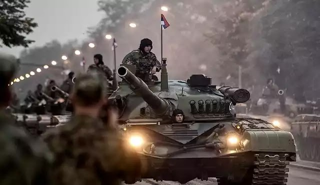 Ρωσία και ΗΠΑ συμφώνησαν στην διχοτόμηση του Κοσόβου – Αντιδρούν οι Αλβανοί που θέλουν πόλεμο!