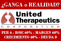 análisis united therapeutics