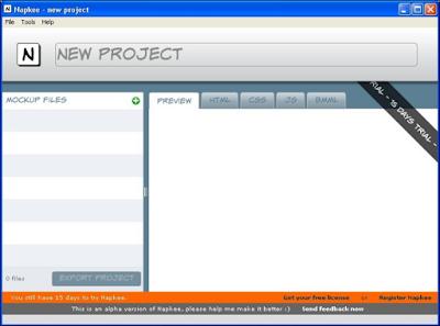 Balsamiq Mockups'da Hazırlanan WireFrameleri Napkee ile HTML, CSS, JS Dosyalarına Dönüştürün