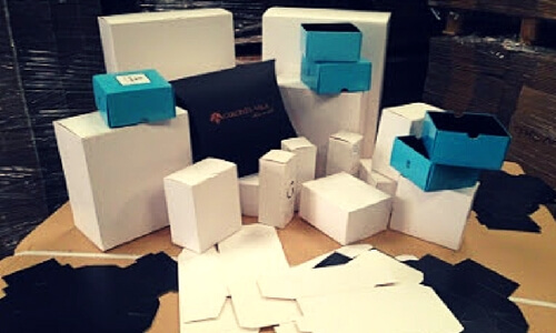 cajas troqueladas