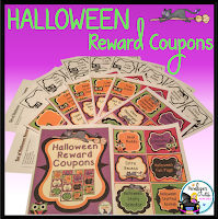 Halloween Reward Coupons
