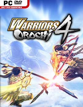 Warriors Orochi 4 Jogos Torrent Download capa
