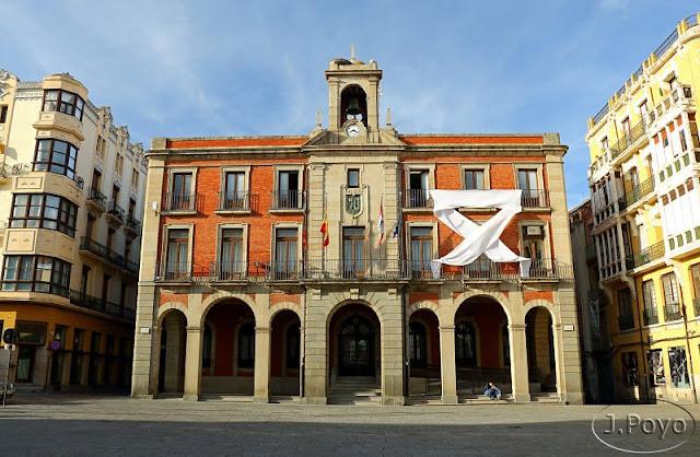 Casa de Juan Gato, Ayuntamiento nuevo, Zamora