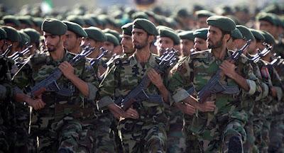 Guarda Revolucionária perto das Colinas de Golã está pronta para atacar Israel