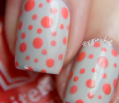 Creme a la Mode #3: Muted Dotticure