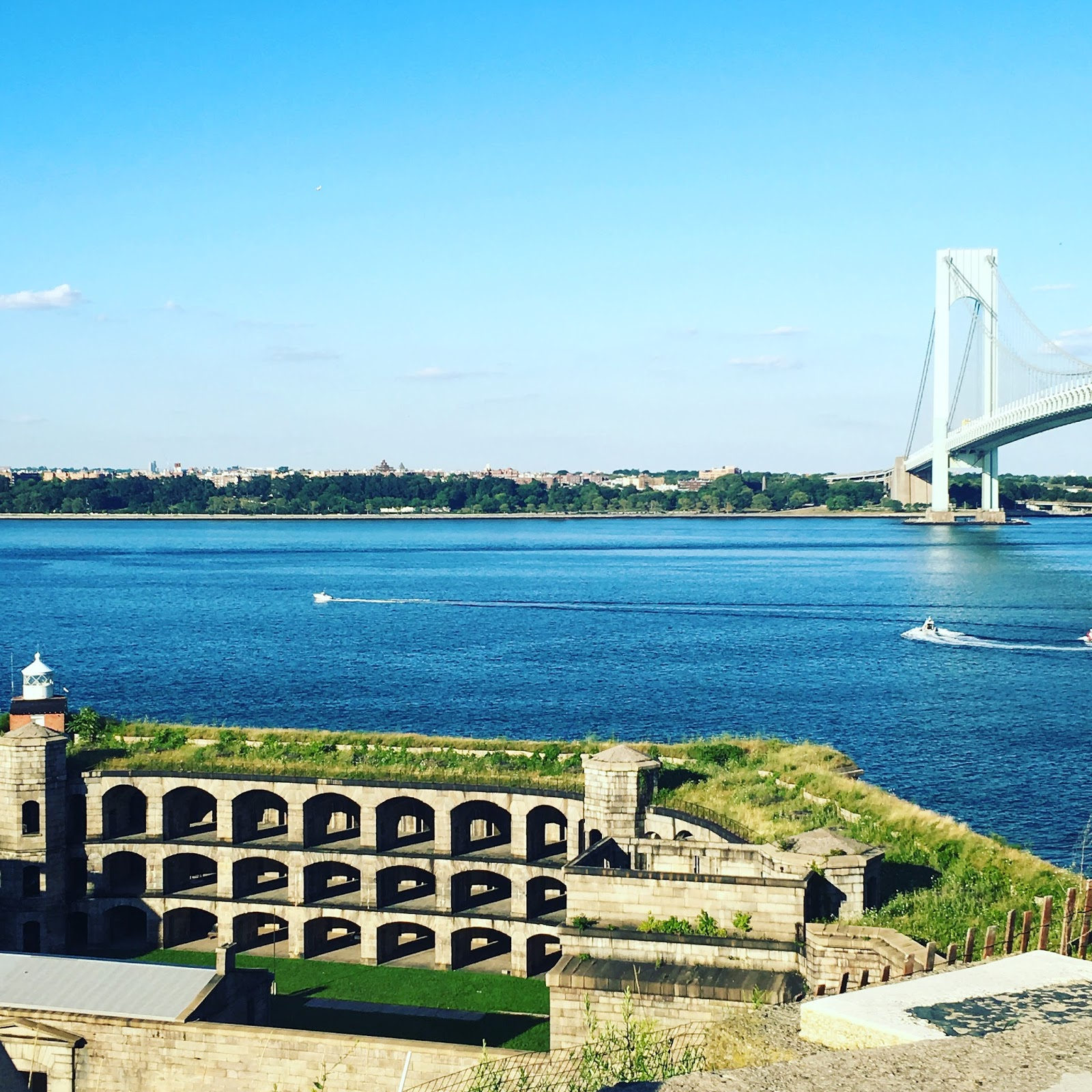 Fort Wadsworth Staten Island Places to Visit with Kids