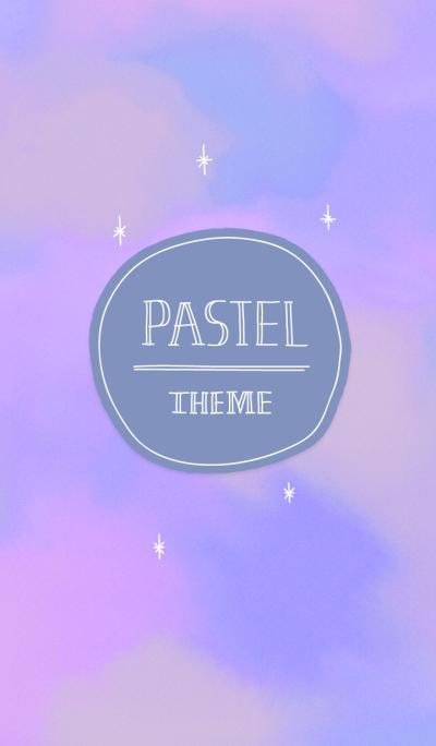 PASTEL (purple-blue)