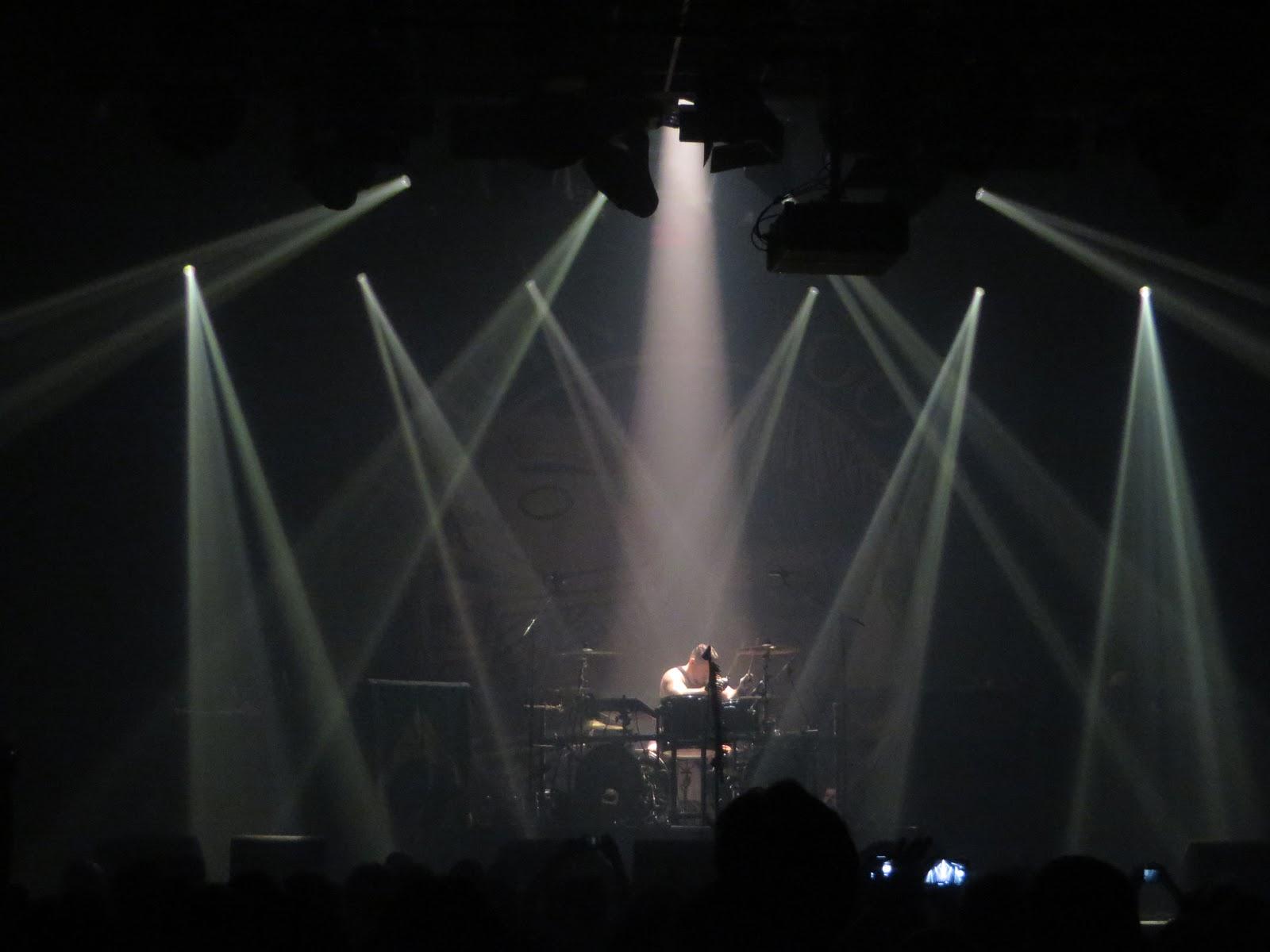 ronald says memoirs of a music addict on stage max u0026 iggor