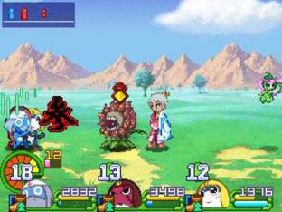 Keroro RPG: Kishi to Musha to Densetsu no Kaizoku Screenshot 3