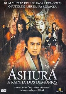 Ashura – A Rainha dos Demônios