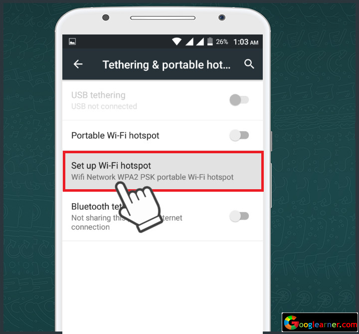 How To avoid Hotspot Internet Sharing on Android Without saying No to Friends