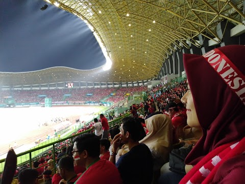Merayakan Kemerdekaan di Stadion Candrabaga, Bekasi