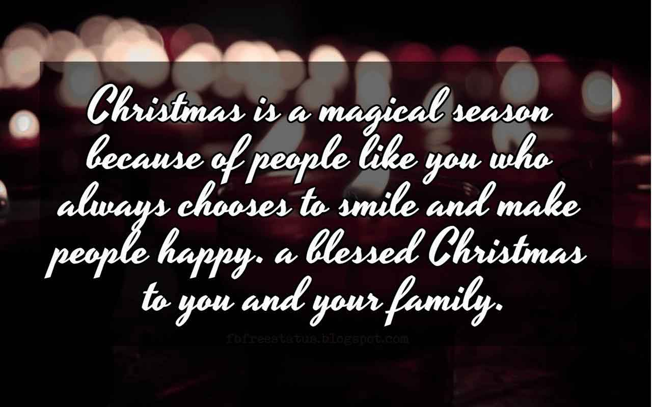 Inspirational Christmas Messages and Wishes