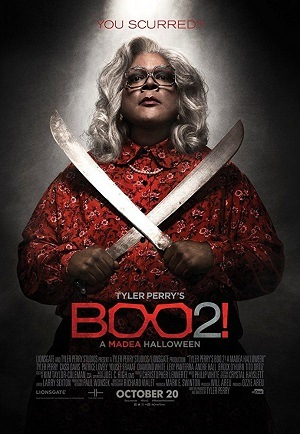 Filme BOO 2! Um Halloween de Madea 2018 Torrent
