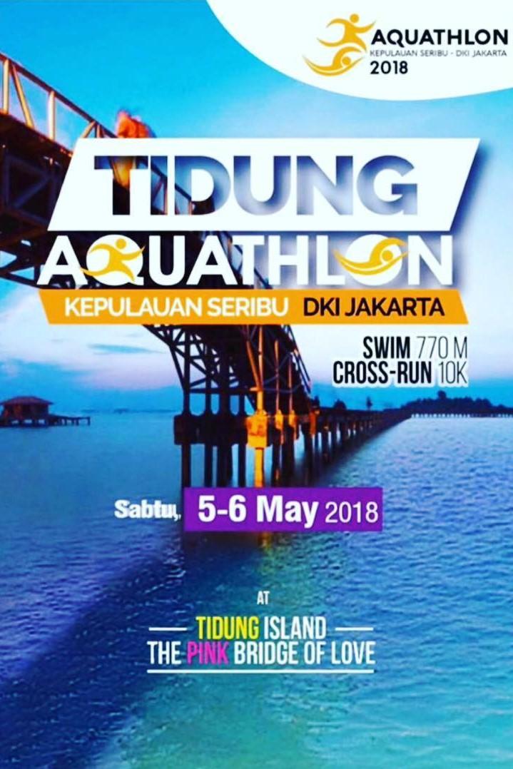 Tidung Aquathlon • 2018