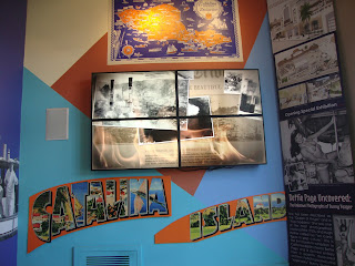 inside the catalina island museum