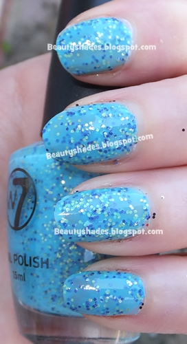 W7 Mosaic Nail Lacquer