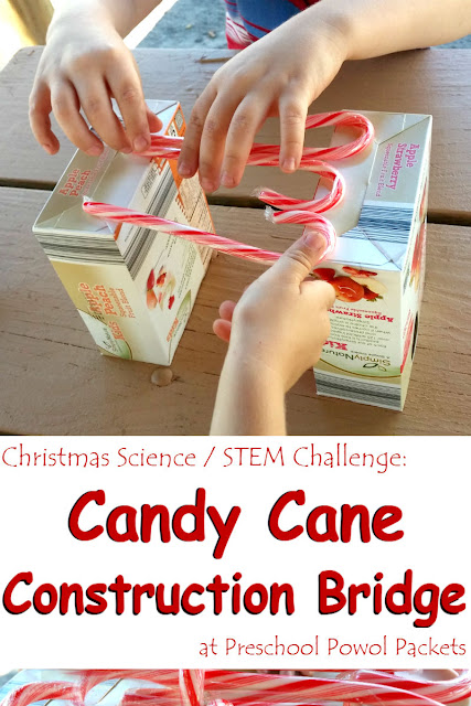 Top 10 Candy Cane Science Experiments And Activities Preschool Powol Packets