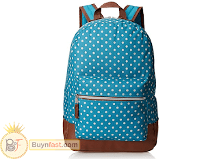 Beautiful backpack for girls great style in pink and an astonishing design with a cheap price