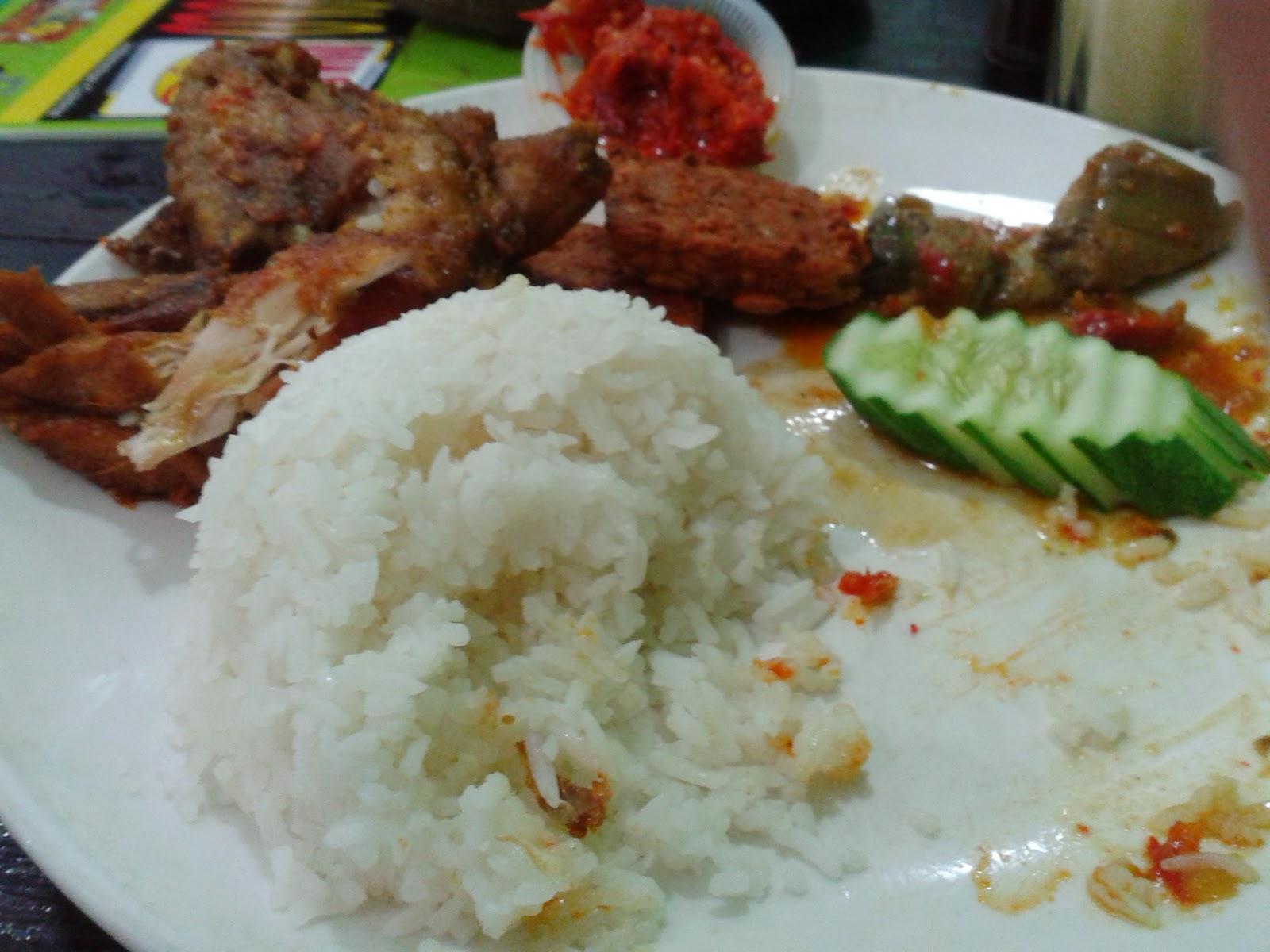 Ayam Penyek Di Wong Solo