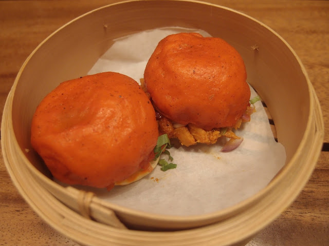 Butter Chicken Bao