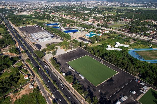 Parque Olímpico de Deodoro