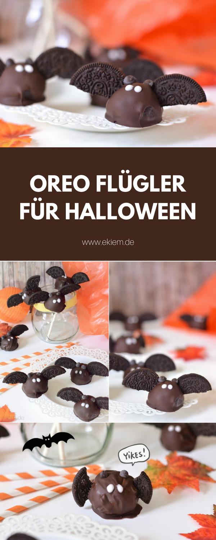 OREO FLÜGLER FOR HALLOWEEN