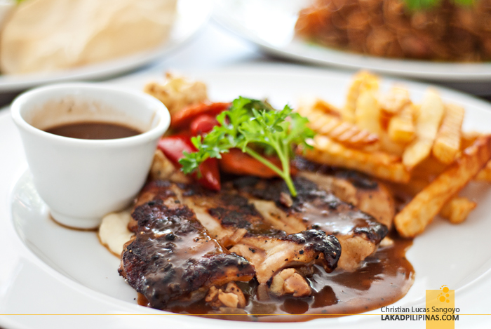 Century Helang Hotel Langkawi Black Pepper Chicken