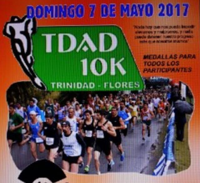 10k Trinidad (AAU, 9,4k, Flores, 07/may/2017)