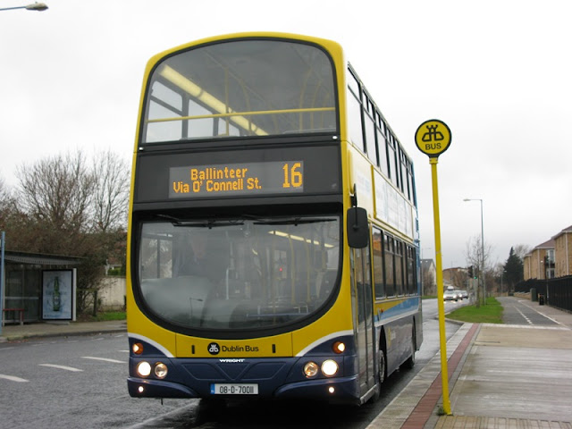 Dublin Bus número 16
