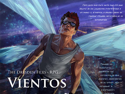 Vientos de Otoño: aventura para The Dresden Files RPG en libre descarga