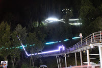 Night rides at Pigeon Forge attraction