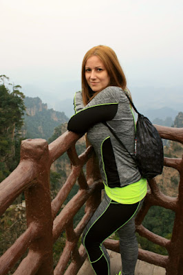 Parque Nacional de Zhangjiajie en China, más conocido como el parque de Avatar (Pandora)