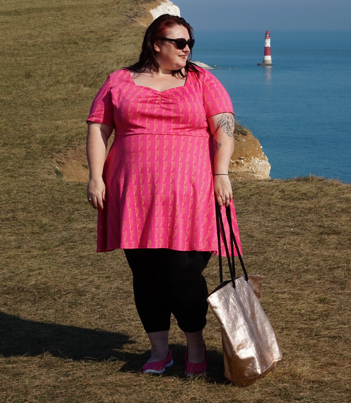 SIMPLY-BE-PLUS-SIZE-ICE-CREAM-DRESS // WWW.XLOVELEAH.CO.UK