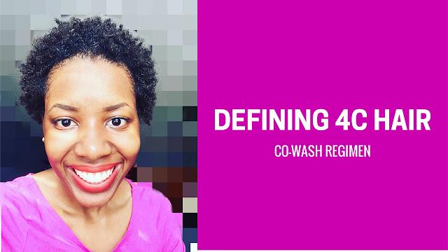 define 4c hair