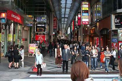 Shopping Yuk! Inilah 7 Tempat Belanja Murah di Osaka Paling Direkomendasikan!!