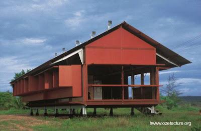 Casa de arquitectura bioclimática en Australia
