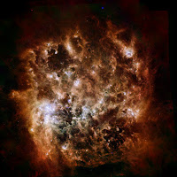 The Large Magellanic Cloud Galaxy in the Infrared