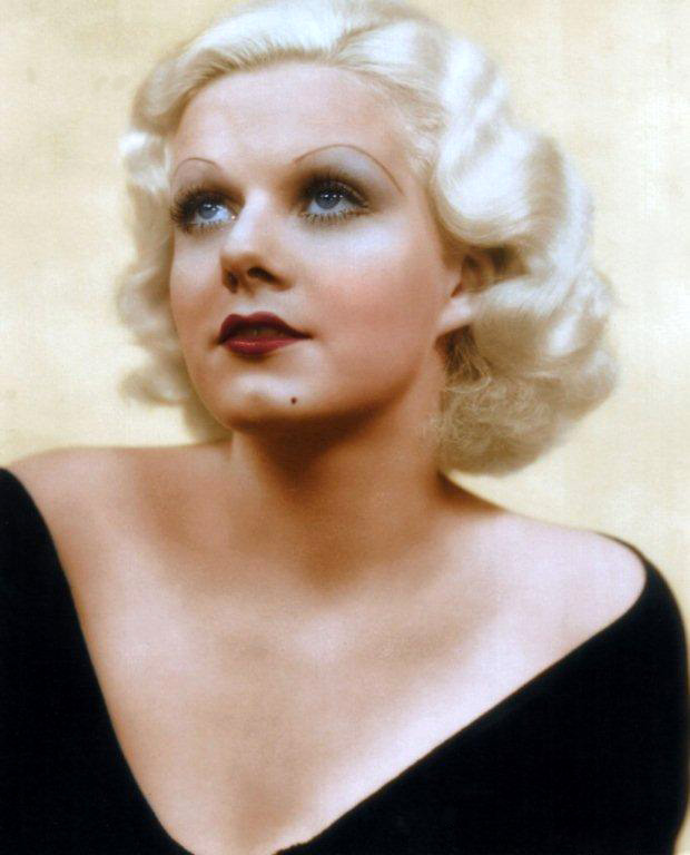 Retro Rover Happy Birthday Jean Harlow And A Review Of