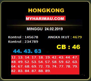 HK MINGGU
