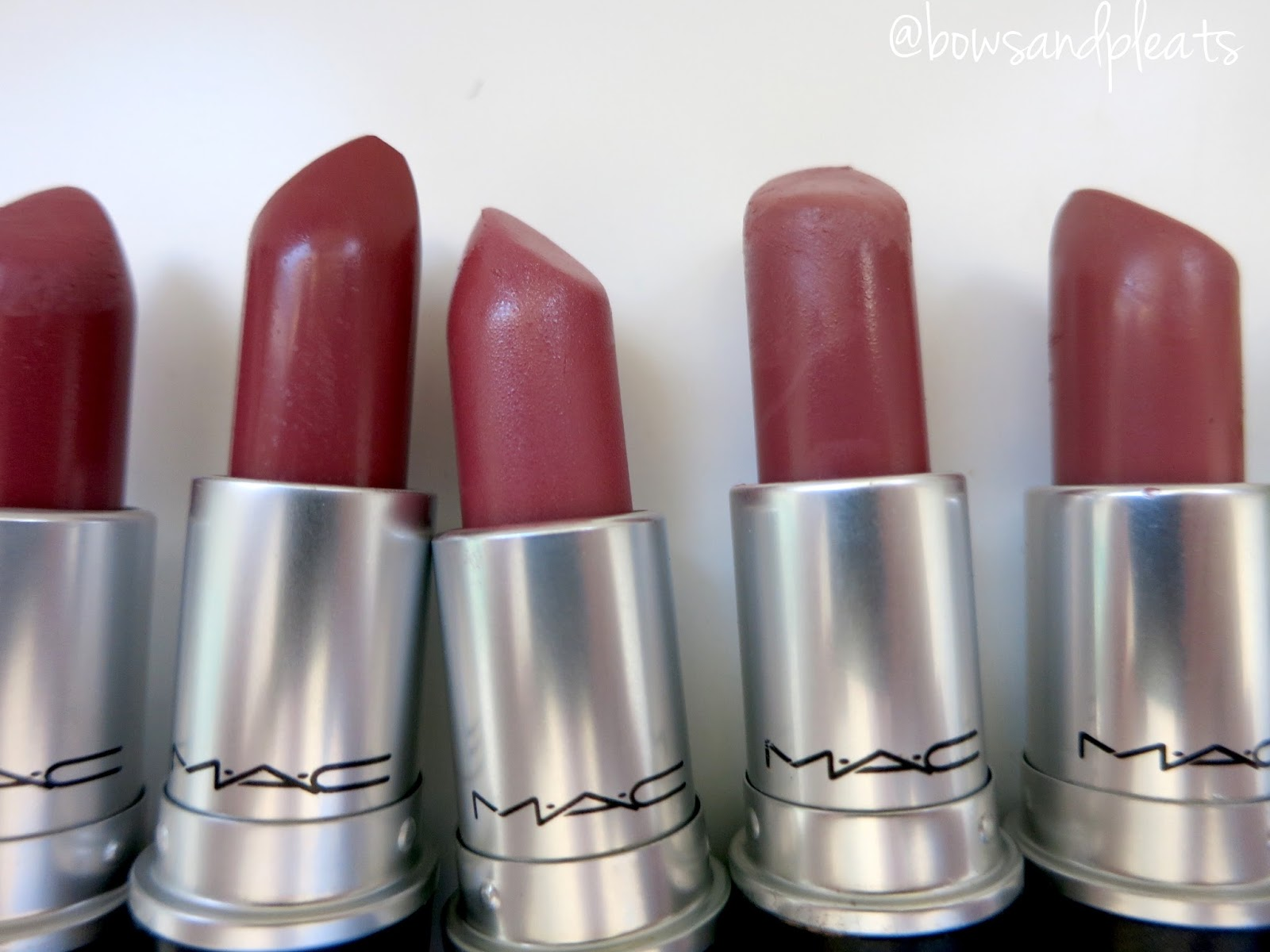 Mac Nude Lipsticks Must Have Top 5