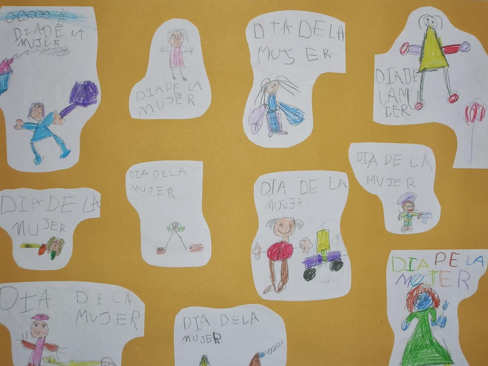 Trabajando en educaci n infantil d a internacional de la for Actividades para jardin infantil