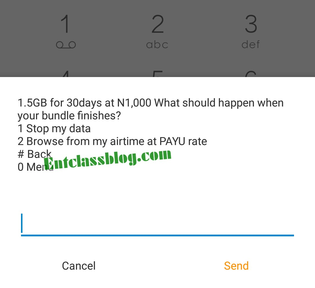 what is airtel free surf all about