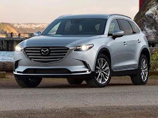 2019 Mazda CX-9: Date de sortie, Conception, Groupe motopropulseur