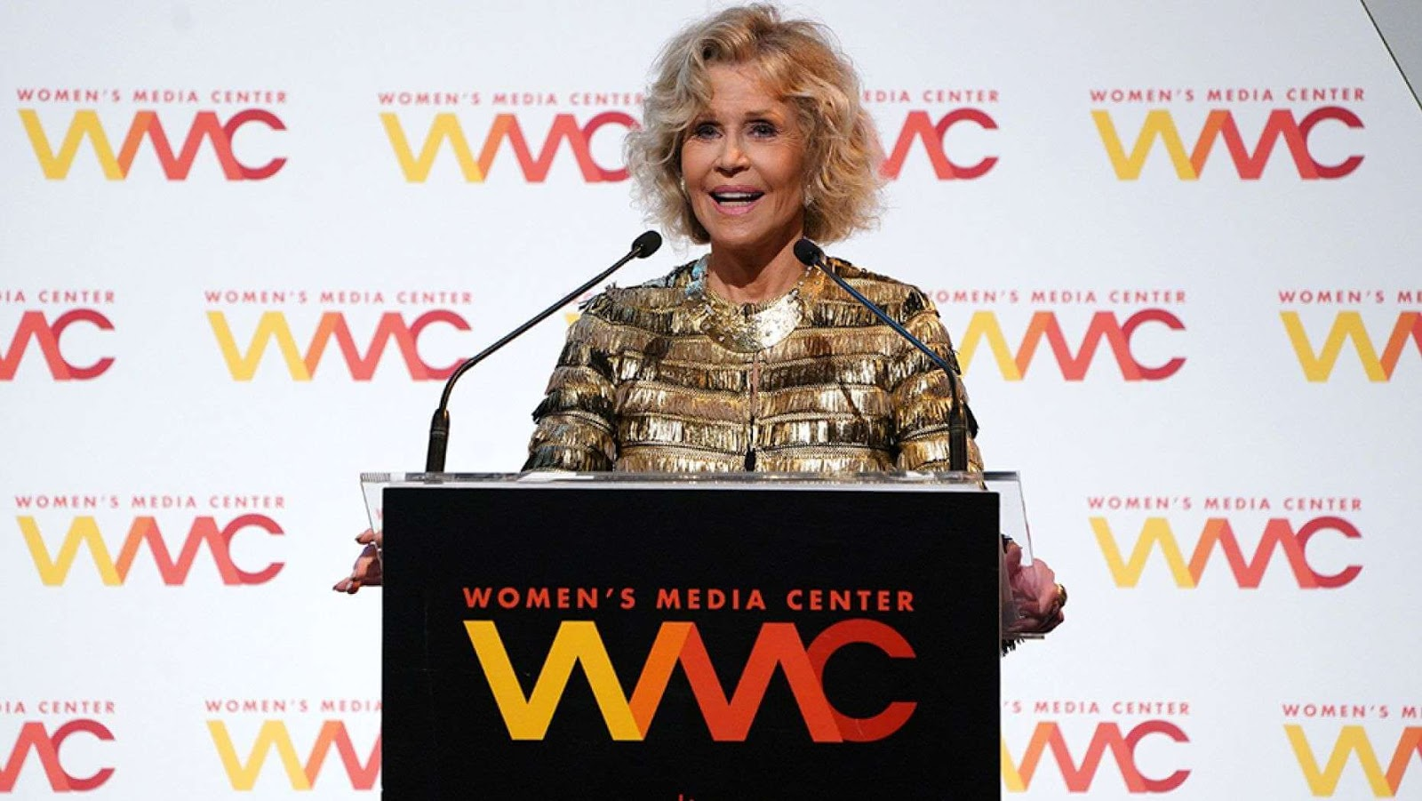 Jane Fonda compares Trump to the Third Reich, Hitler: report