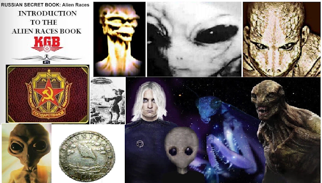 Former Russian Spy Wrote A Book That Compiled All Alien Races That Made Contact With Earth