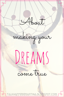 About making your dreams come true - How to deal with non-believers