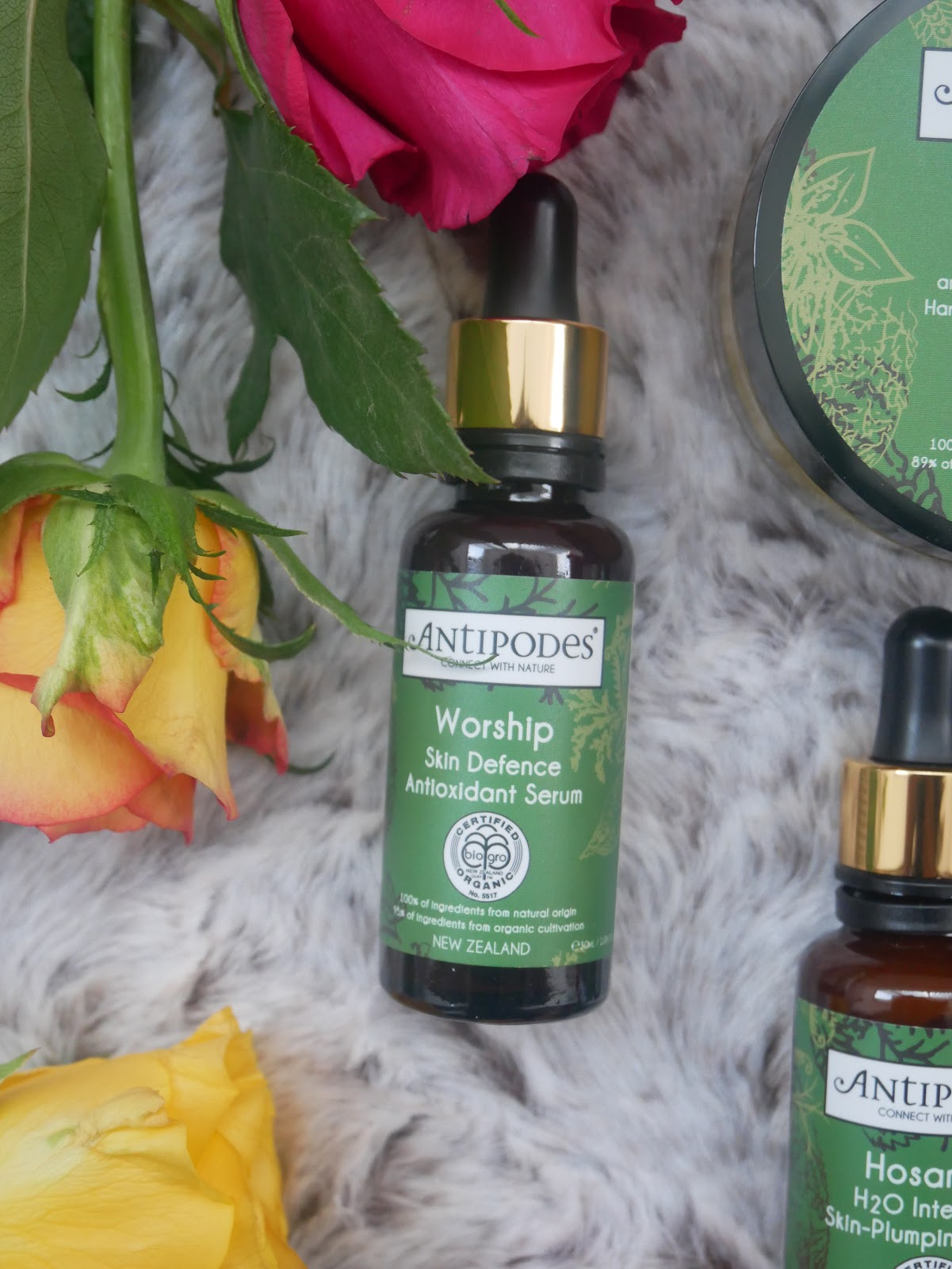 antipodes sensitive skin review