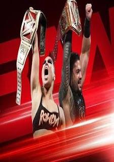 WWE RAW 20|08|2018