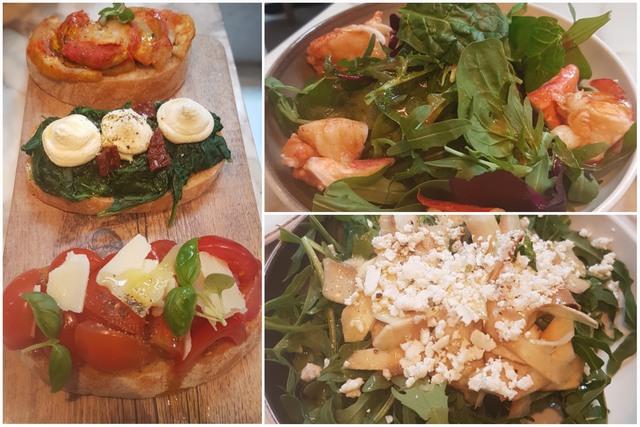 Restaurante peurano Monmouth Kitchen en Covent Garden, Londres
